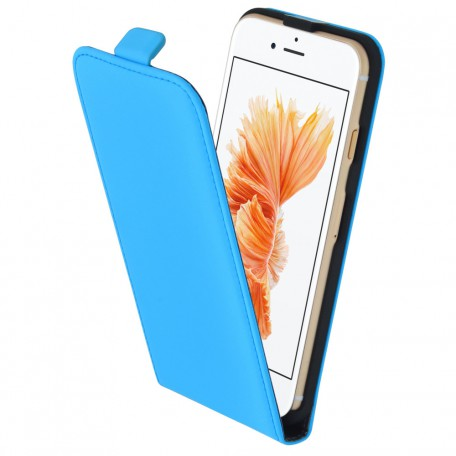 Mobiparts Premium Flip Case Apple iPhone 7/8 Light Blue